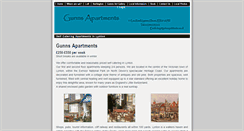 Preview of gunnsapartments.co.uk